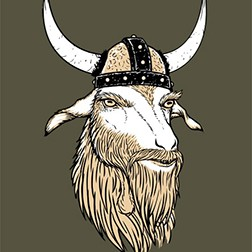 Billy Goat Viking