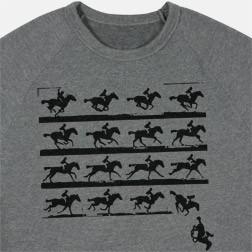 Horse in Motion Sweatshirt