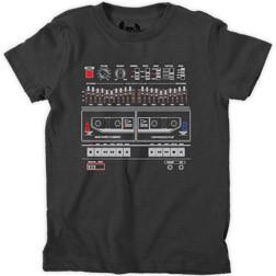 Boombox Kid's T-Shirt