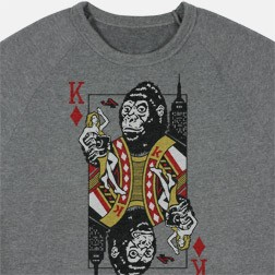 King Sweatshirt
