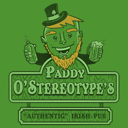 Paddy O'Stereotype's