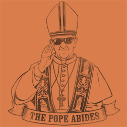 The Pope Abides